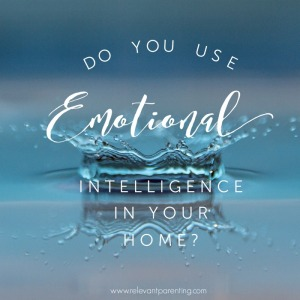 Emotional Intelligence-for social